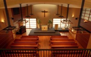 聖霊降臨後主日礼拝表紙の絵①